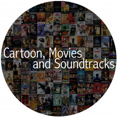 Cartoon, Movies and Soundtracks